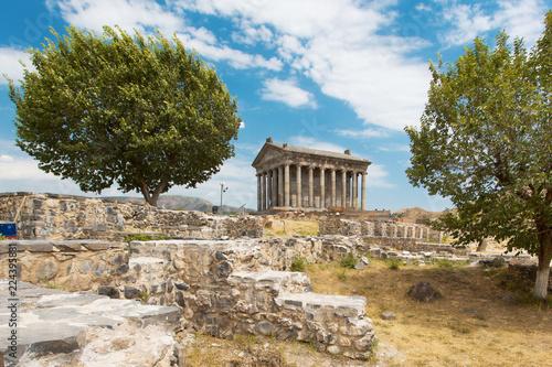 Photo Garni temple in Armenia