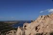 mare sea rocce blu