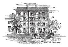 George Washington's House On B...