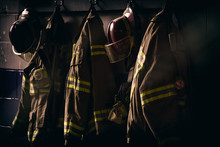 Firefighter Hanging Equipment