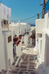 Fototapeta mykonos greece