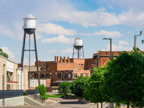 Foto op Aluminium Amerikaanse Plekken Downtown Pueblo, Colorado