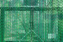 Green Plastic Chains Curtain A...