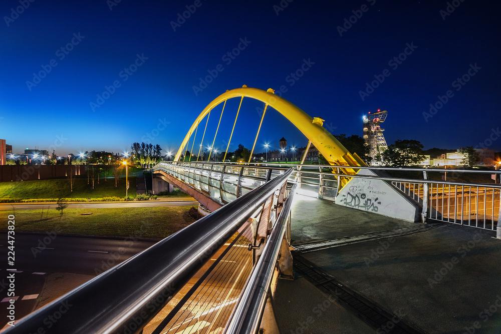Fototapety, obrazy: Katowice