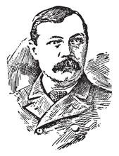 Sir Arthur Conan Doyle, Vintag...