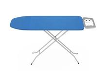Empty Ironing Board. 3d Rendering