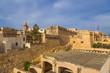 Birgu (Vittoriosa), Malta. Fortification of the French Post (Poste De France), 1723