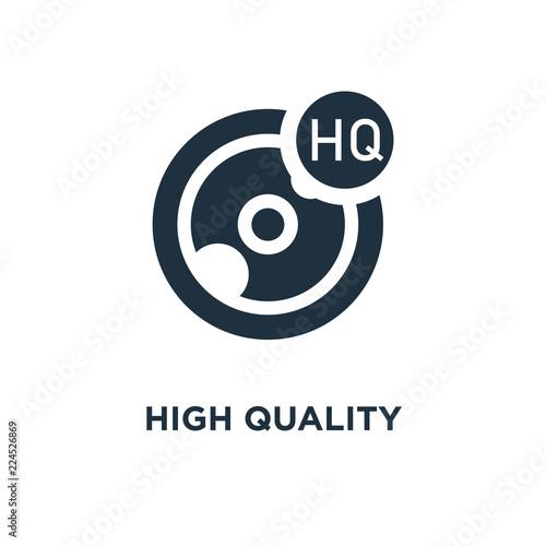 Fotografie, Obraz  High quality icon