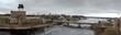 Border river Narva