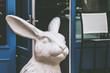 Objet décoratif lapin design