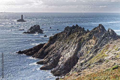 Pointe du Raz - Plogoff, Finistère, Brittany, France