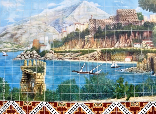 algerie...grenier de rome