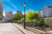 Montmartre, A Very Romantic Pa...