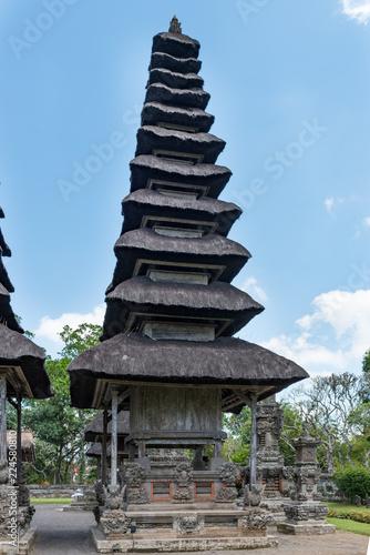 Poster Bali Bali Pagodas