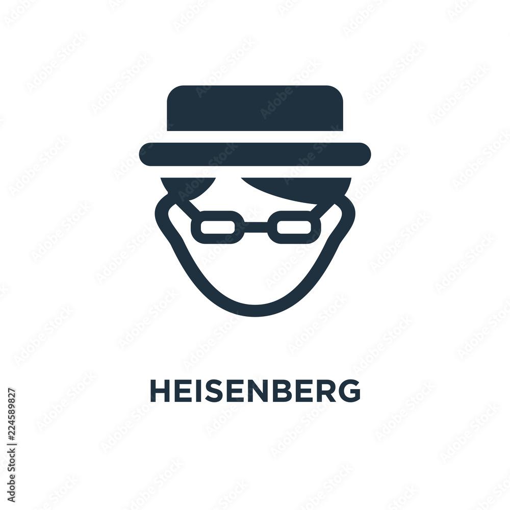 Photo  heisenberg icon
