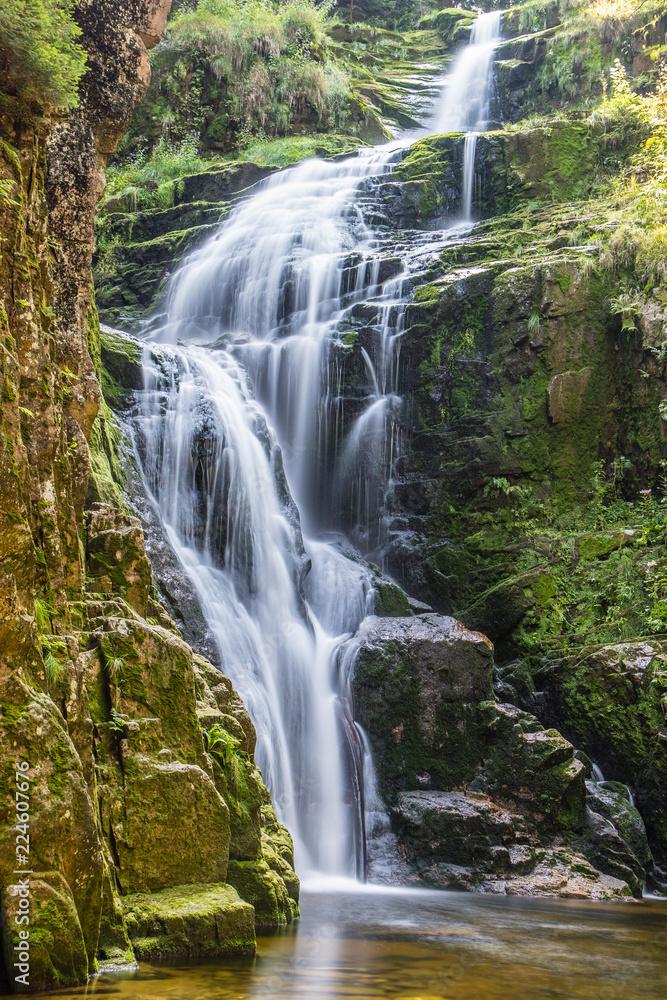 Fototapeta Wodospad Kamieńczyka
