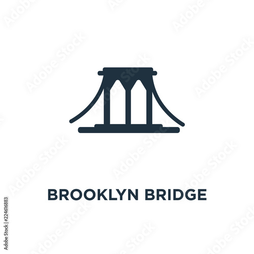 brooklyn bridge icon
