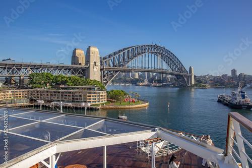 Spoed Foto op Canvas Sydney シドニー