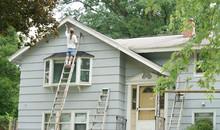 Handyman Painting House Extern...