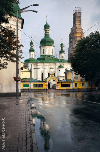 Foto op Plexiglas Kiev Orthodox Church in Kiev