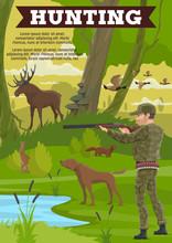 Hunting Sport Outdoor Activity...