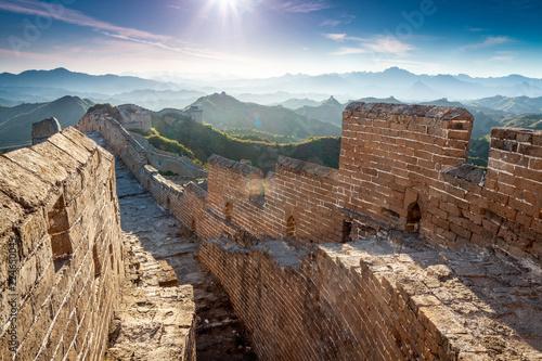 Carta da parati Jinshanling Great Wall