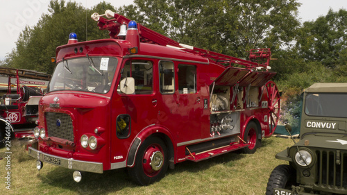 Fotografia  1967 built Dennis F106 Fire Engine