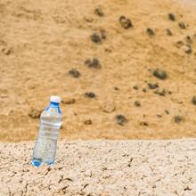 Bottle Of Clean Drinking Water...