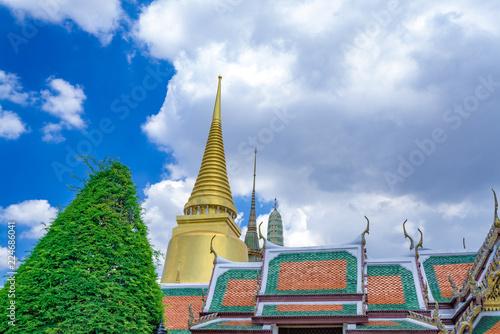 Tuinposter Bangkok タイ王宮(Grand Palace Thai)