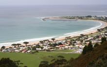 Marriners Lookout, Apollo Bay Beach, Great Ocean Road, Victoria, Australia