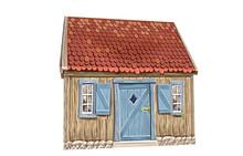 Altes Kleines Hexenhaus