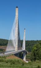 Penobscot Narrows Bridge, Vero...