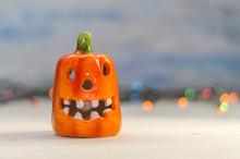 Halloween Ceramic Decoration