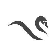 Swan Logo, Swan Icon