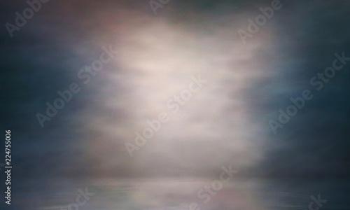 Slika na platnu Background Studio Portrait Backdrops
