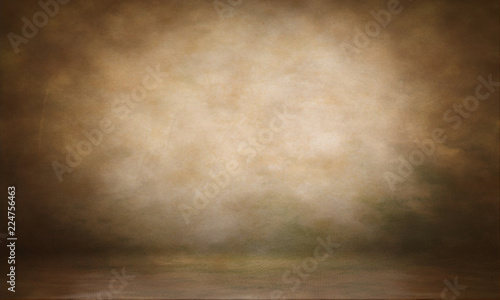 Foto auf Leinwand Retro Background Studio Portrait Backdrops