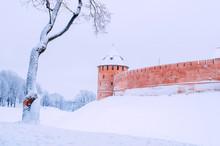 Veliky Novgorod, Russia. Fedor...