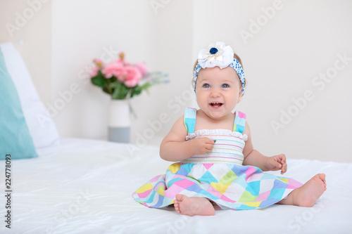 Fotografie, Obraz  Mutlu bebek