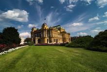 Croatian National Theatre In Zagreb - Hrvatsko Narodno Kazalište U Zagrebu