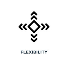 Flexibility Icon. Flexibility ...