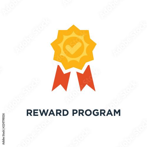 Fotomural  reward program icon