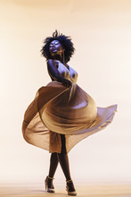 The Elegant Dancer, Portrait O...