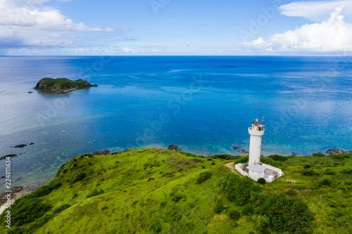 Ishigaki island Cape Hirakubozaki
