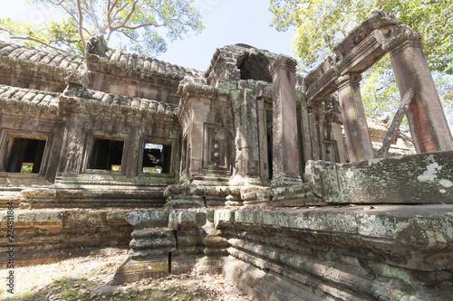 Foto  Angkor Wat Gate