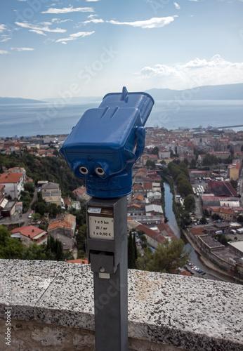 Foto op Aluminium Oude gebouw wundervolles Kroatien