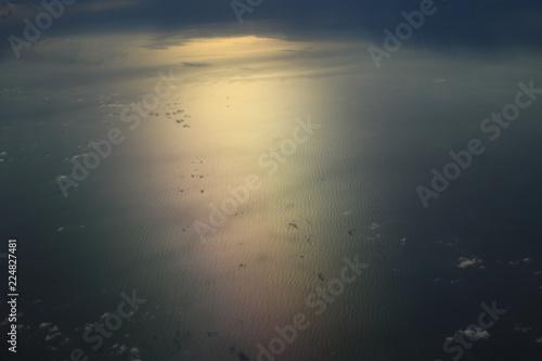 Staande foto Zee / Oceaan 海 風景 太平洋