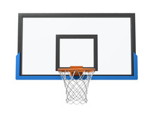 3d Rendering Of A Basketball H...