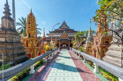 Fototapeta premium Wat Damnak, Siem Reap