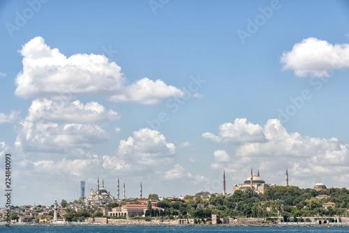 Poster New York Historic Peninsula Of Istanbul, Turkey