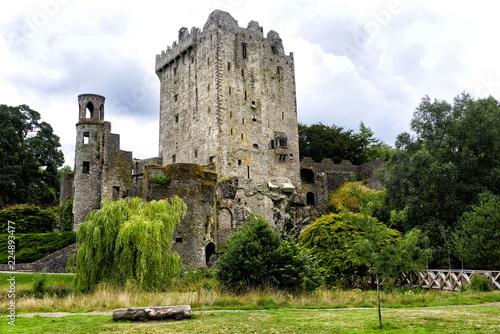 Blarney Castle in Blarney, Ireland